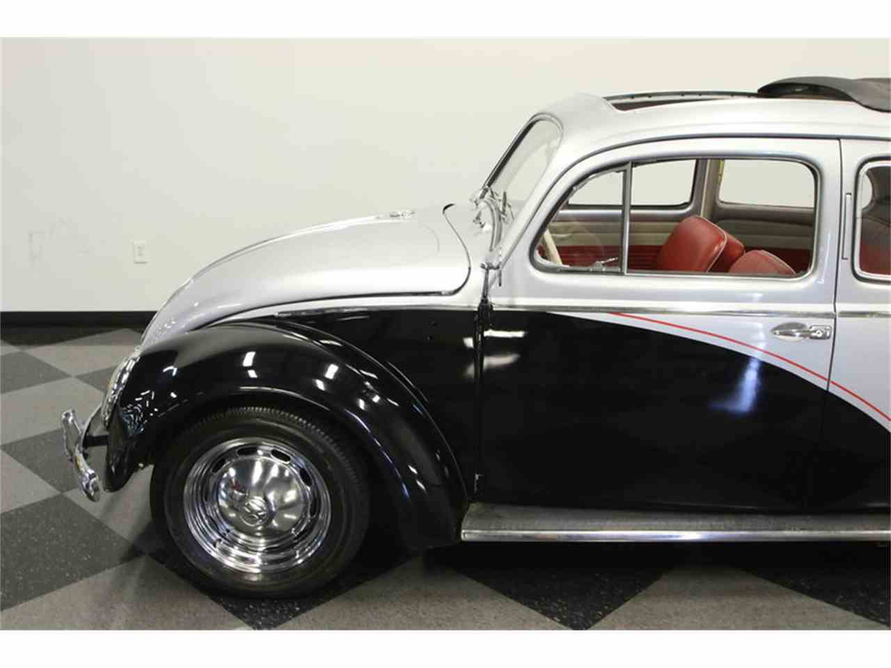 Large Picture of Classic 1960 Volkswagen Beetle Offered by Streetside Classics - Tampa - M7TJ