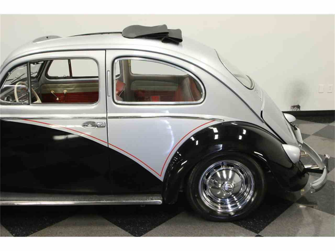 Large Picture of Classic 1960 Volkswagen Beetle located in Florida Offered by Streetside Classics - Tampa - M7TJ