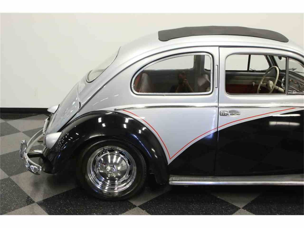 Large Picture of '60 Volkswagen Beetle Offered by Streetside Classics - Tampa - M7TJ