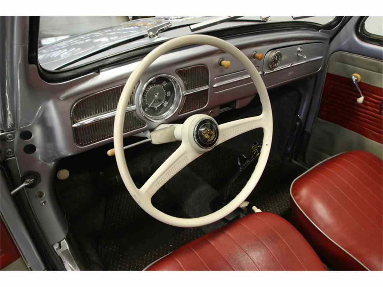 Large Picture of Classic '60 Volkswagen Beetle - M7TJ