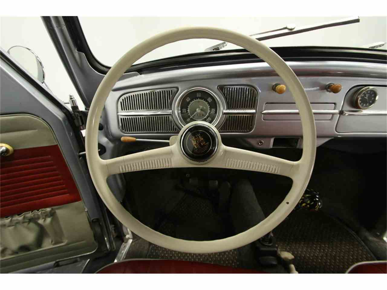 Large Picture of '60 Volkswagen Beetle - $19,995.00 Offered by Streetside Classics - Tampa - M7TJ