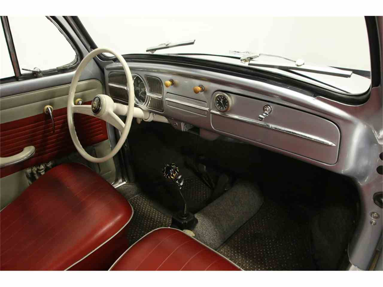 Large Picture of '60 Volkswagen Beetle located in Florida Offered by Streetside Classics - Tampa - M7TJ