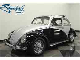 Picture of '60 Volkswagen Beetle Offered by Streetside Classics - Tampa - M7TJ