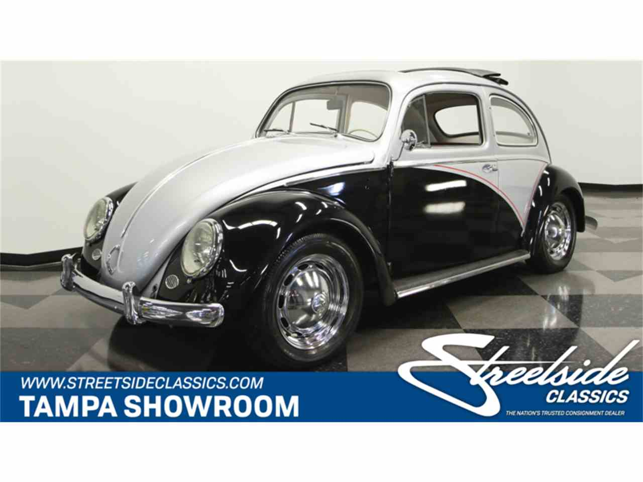 Large Picture of Classic 1960 Beetle - M7TJ