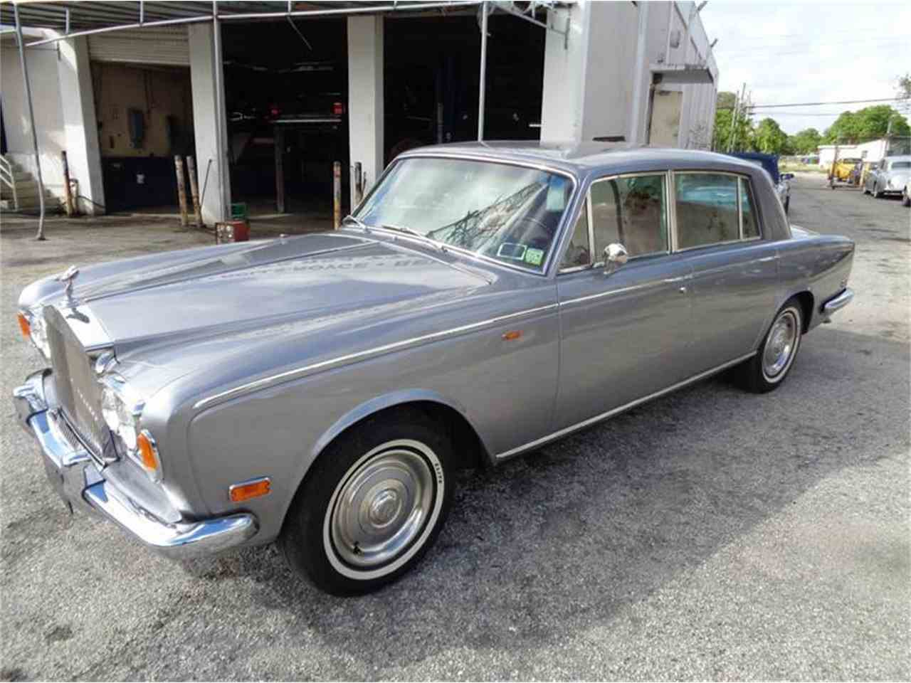1972 rolls royce silver shadow for sale cc 1036578. Black Bedroom Furniture Sets. Home Design Ideas