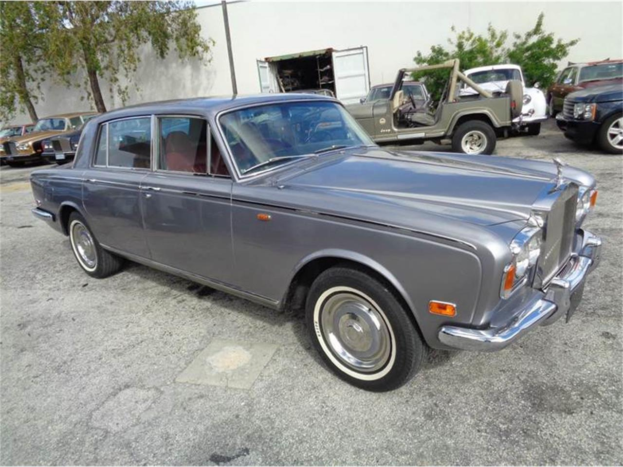 Large Picture of '72 Silver Shadow - M7TU