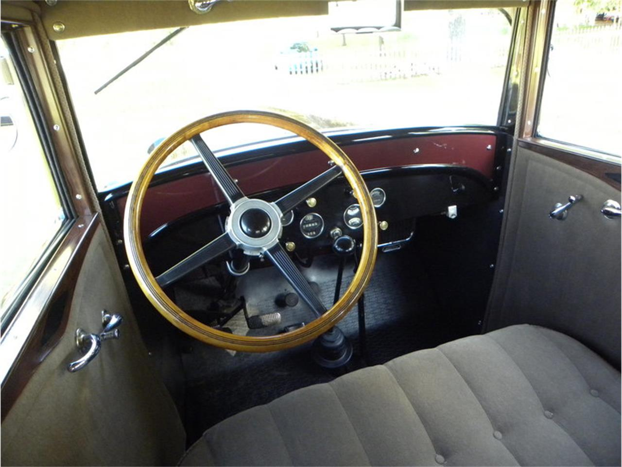 1930 Chevrolet Universal 4 Dr Sedan For Sale Cc Chevy Spare Tire Mount Large Picture Of 30 M7u0