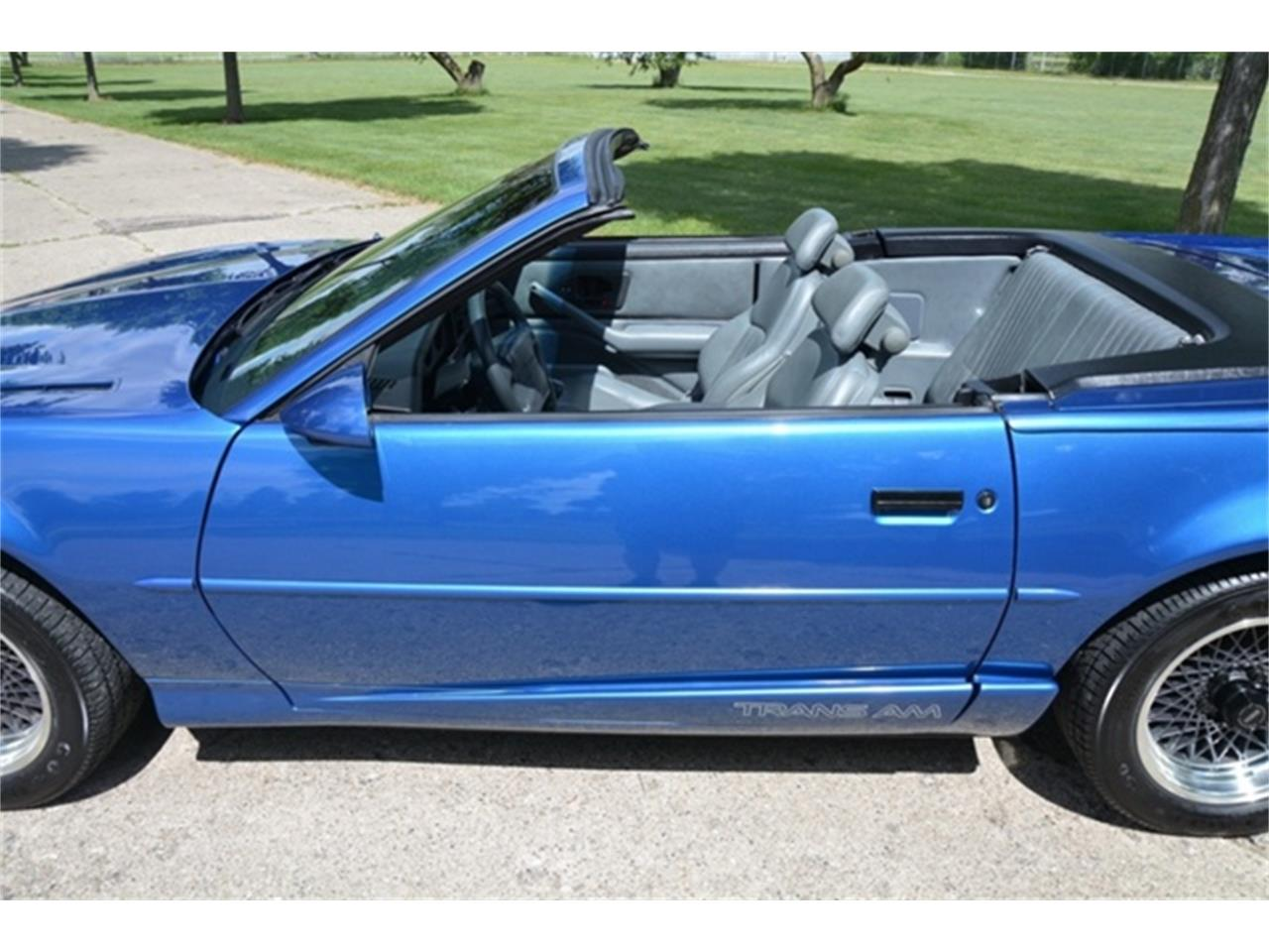 Large Picture of '91 Firebird - M7UT