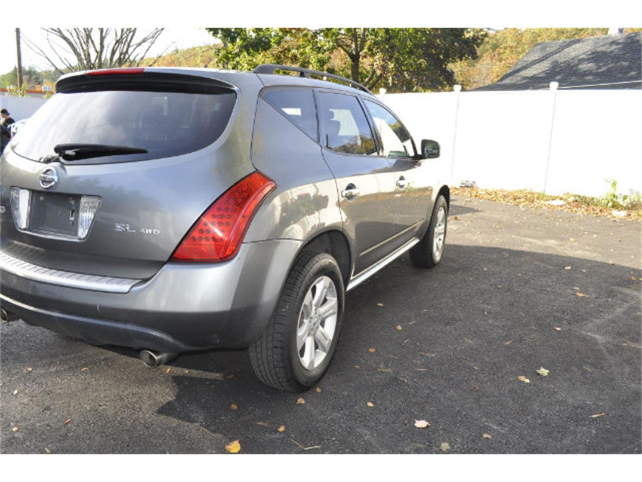 Large Picture of '06 Murano - M7V2