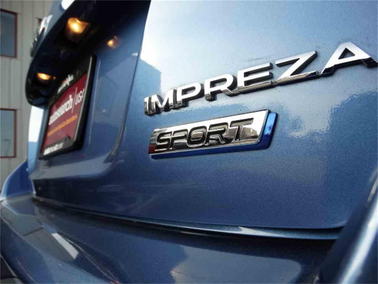 Large Picture of '15 Impreza - M7V5
