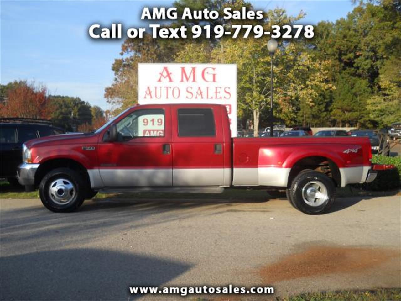 Large Picture of 2002 Ford F350 - $16,950.00 - M7V9