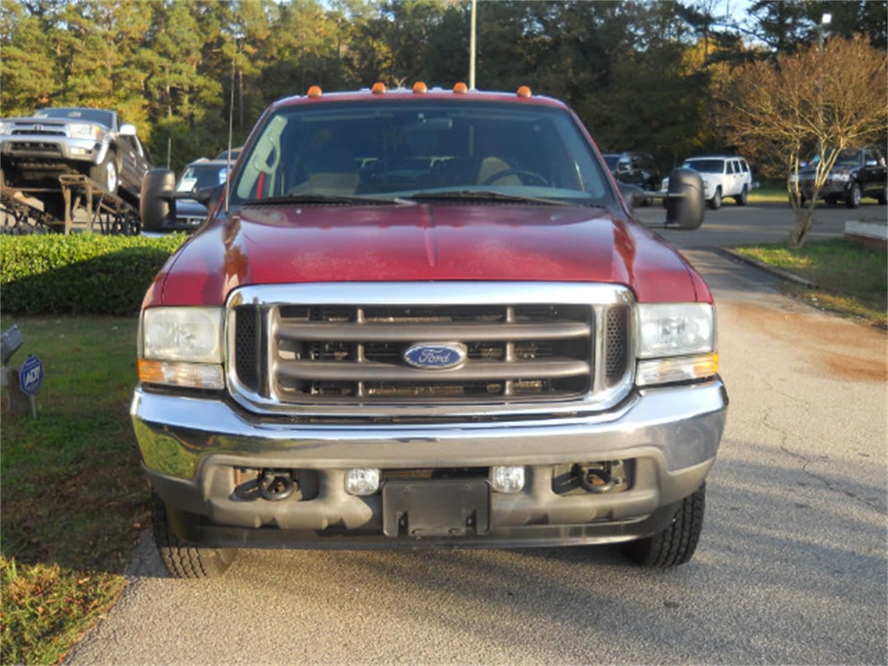 Large Picture of 2002 F350 Offered by AMG Auto Sales - M7V9