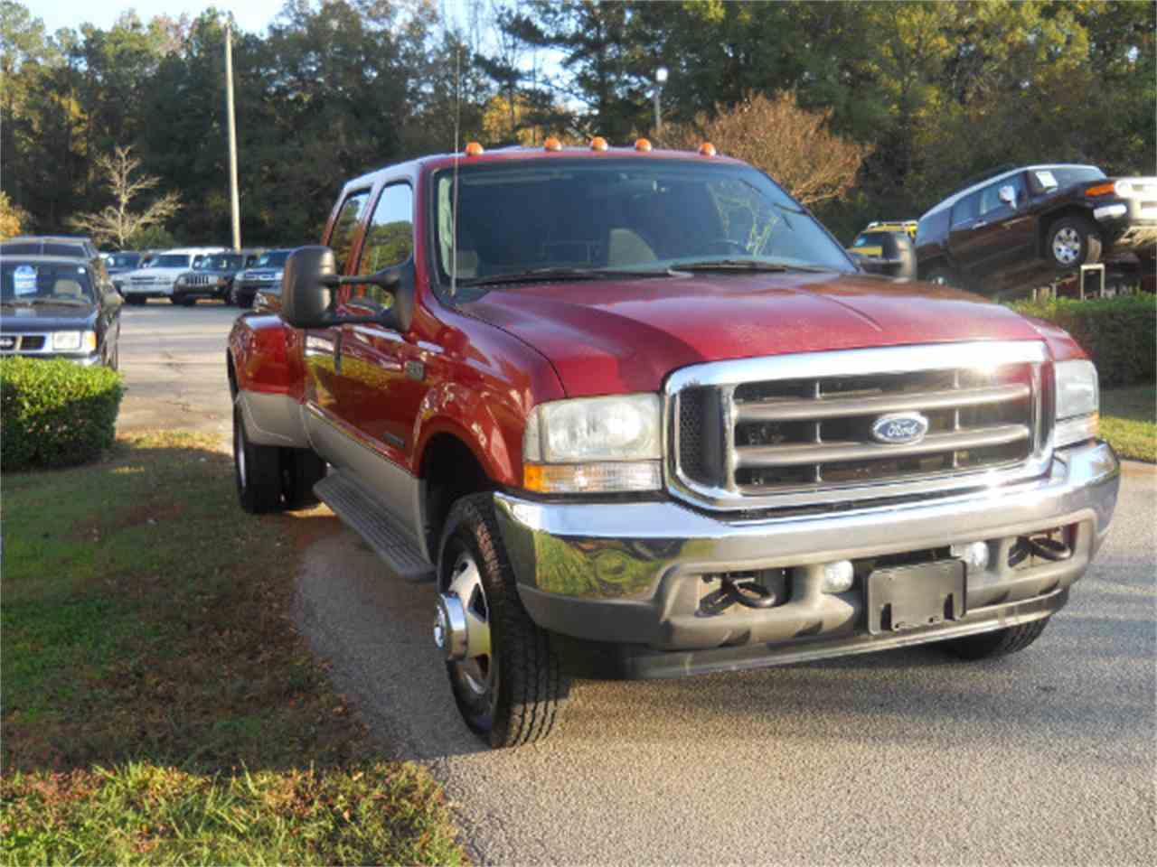 Large Picture of '02 F350 - M7V9