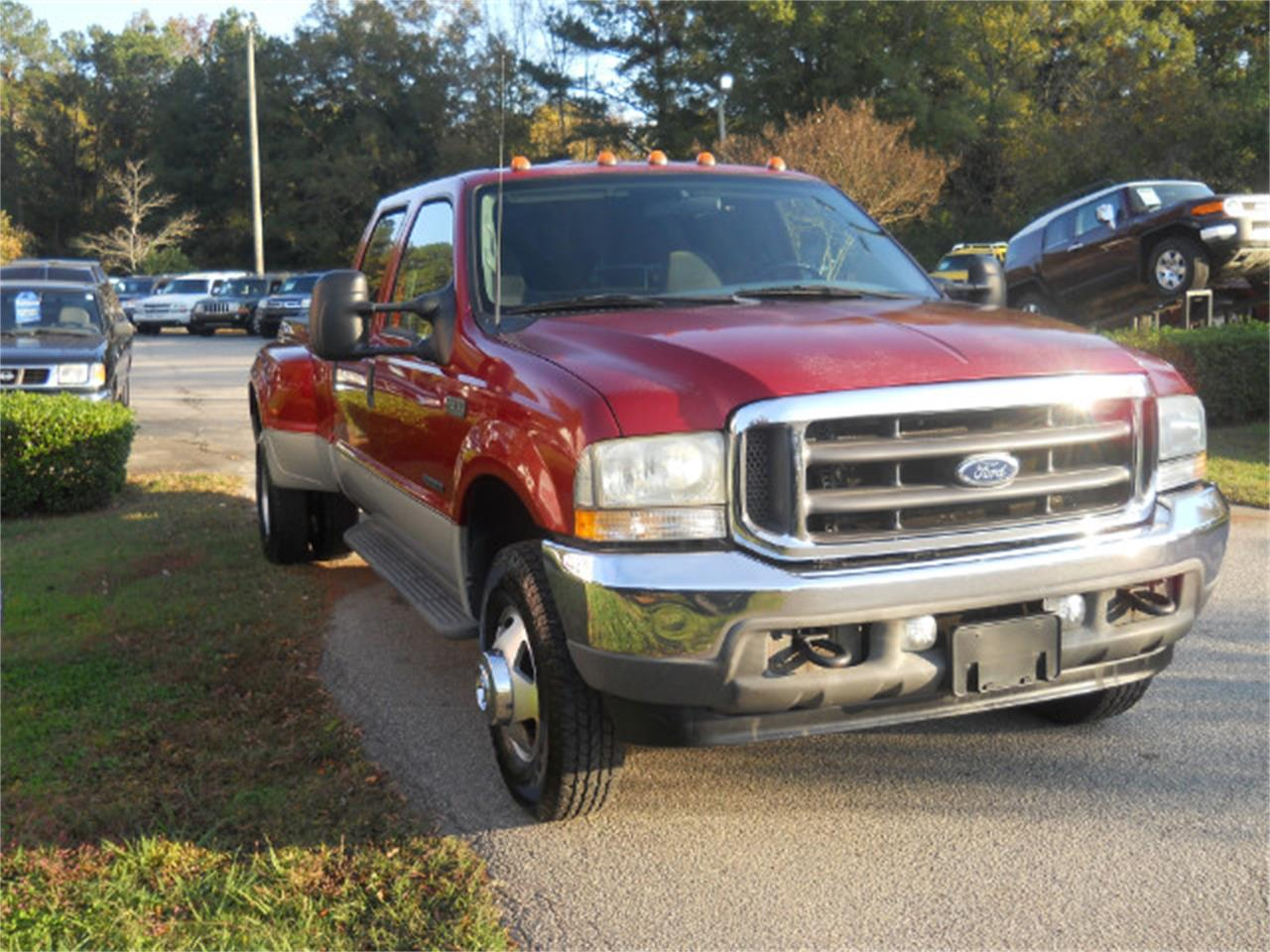 Large Picture of '02 Ford F350 Offered by AMG Auto Sales - M7V9