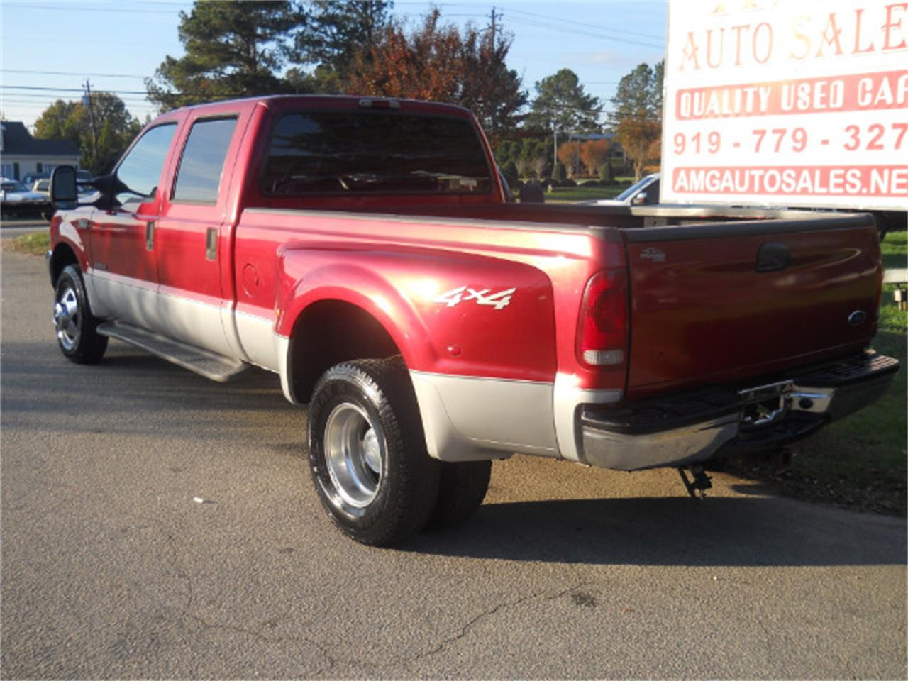 Large Picture of '02 Ford F350 located in Raleigh North Carolina - $16,950.00 Offered by AMG Auto Sales - M7V9