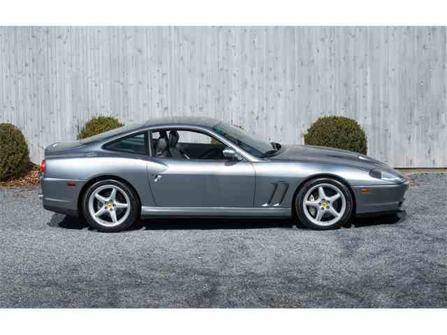 Picture of 2001 Ferrari 550 Maranello located in New York - $184,995.00 Offered by Ryan Friedman Motor Cars  - M7VG