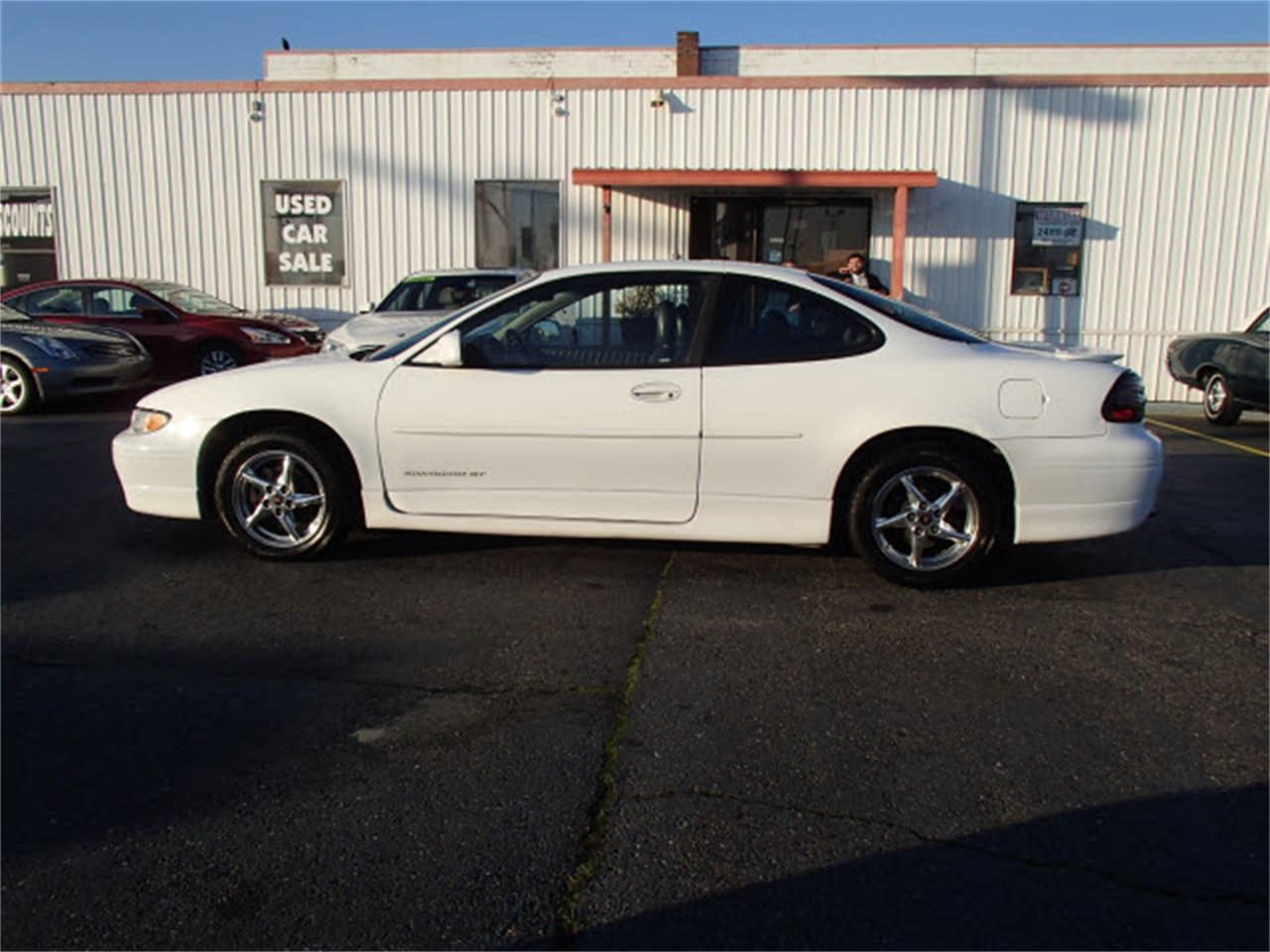 Large Picture Of 1999 Pontiac Grand Prix Located In Washington Offered By Sabeti Motors