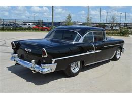 Picture of '55 Chevrolet Bel Air located in Houston Texas - $72,500.00 Offered by Frank's Car Barn - M7W0