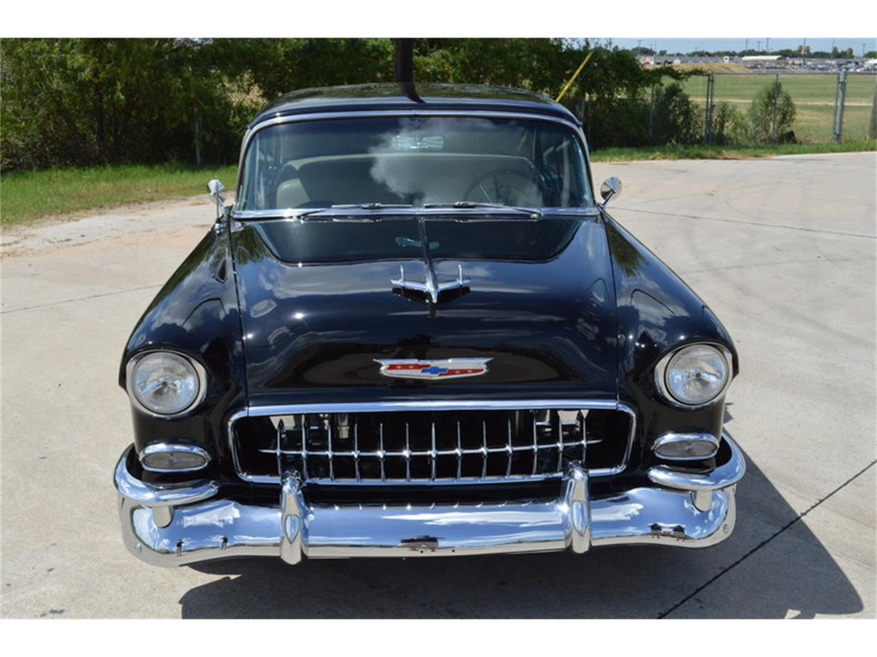 Large Picture of '55 Bel Air - $72,500.00 Offered by Frank's Car Barn - M7W0