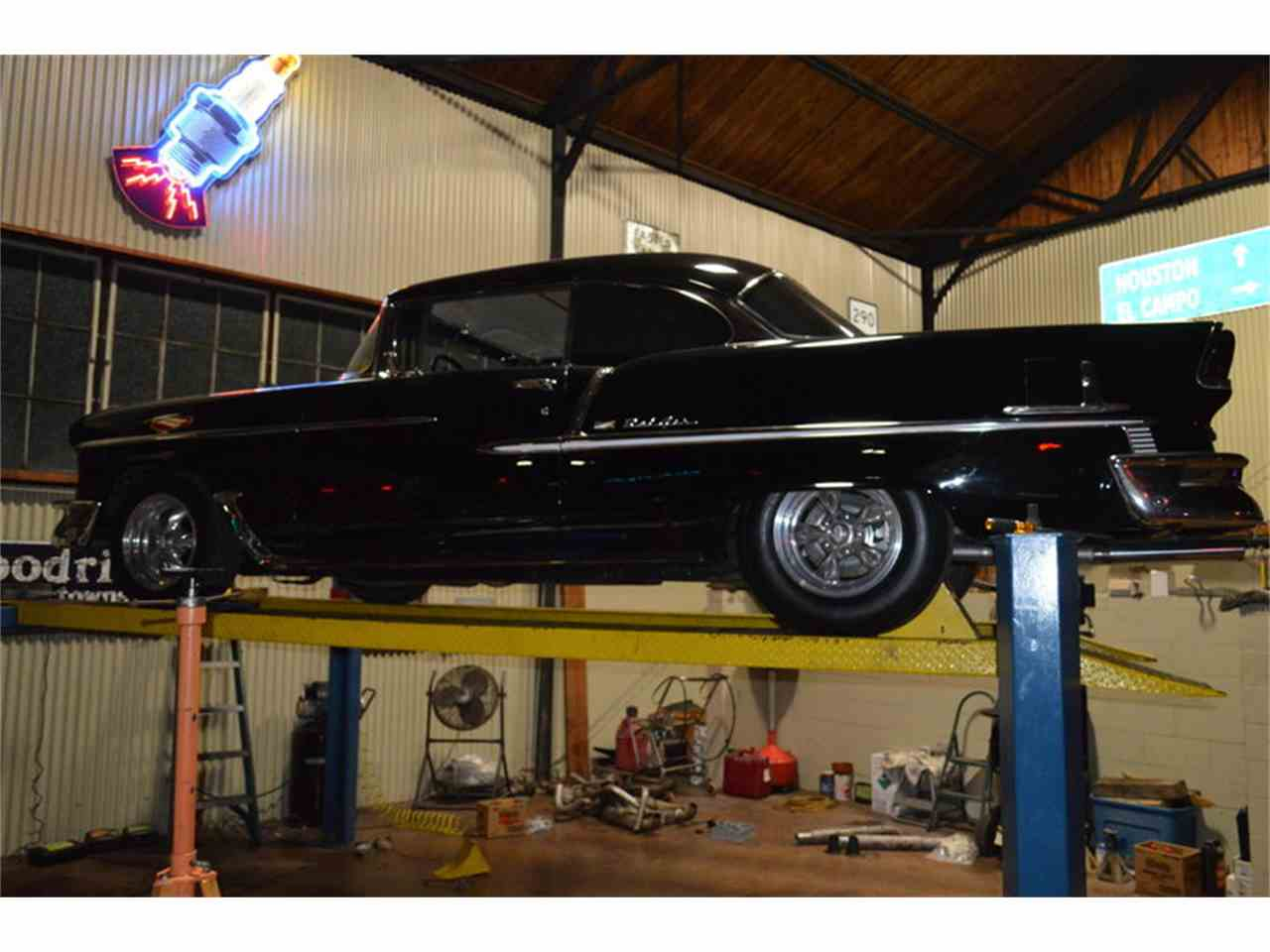 Large Picture of '55 Bel Air - M7W0