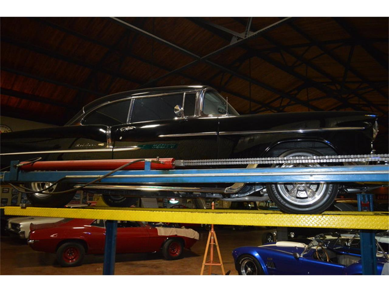Large Picture of '55 Chevrolet Bel Air located in Texas - M7W0