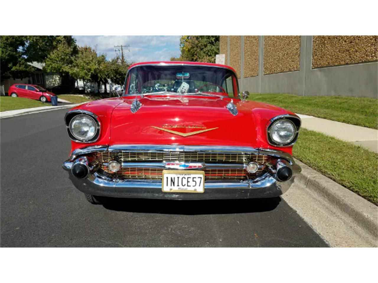 Large Picture of '57 Bel Air - M7WD