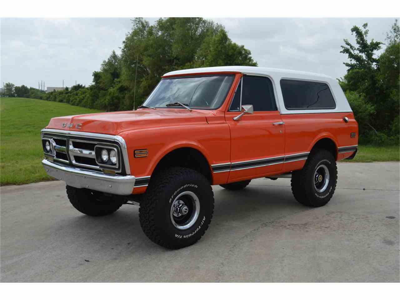 1972 Gmc Jimmy For Sale Classiccars Com Cc 1036677