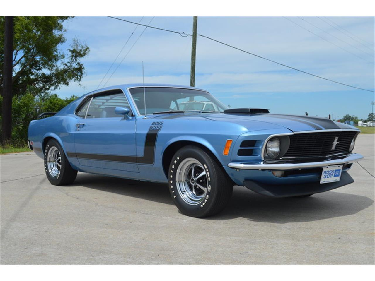 Large Picture of Classic '70 Ford Mustang Offered by Frank's Car Barn - M7WN