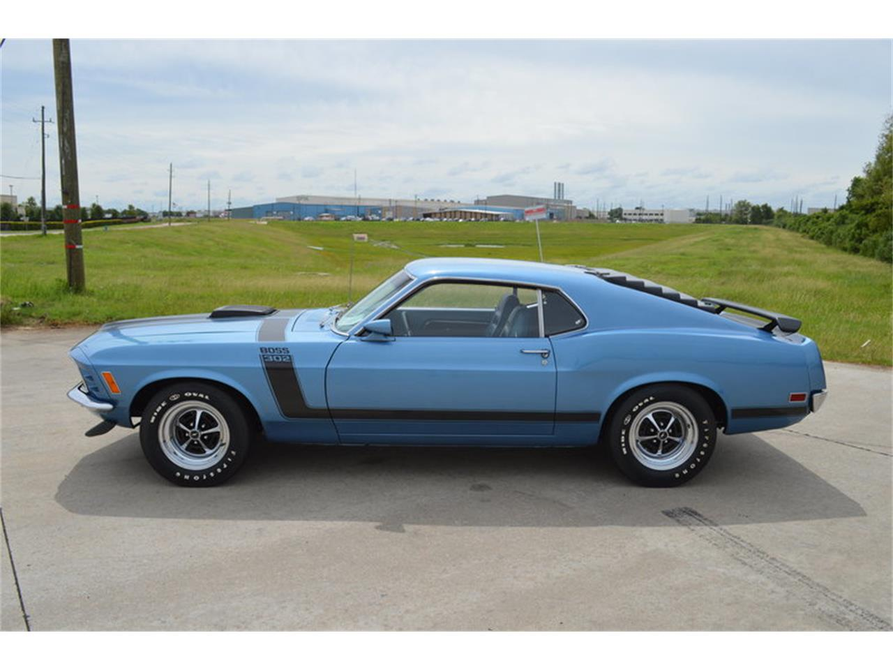 Large Picture of 1970 Ford Mustang located in Houston Texas - $122,500.00 Offered by Frank's Car Barn - M7WN