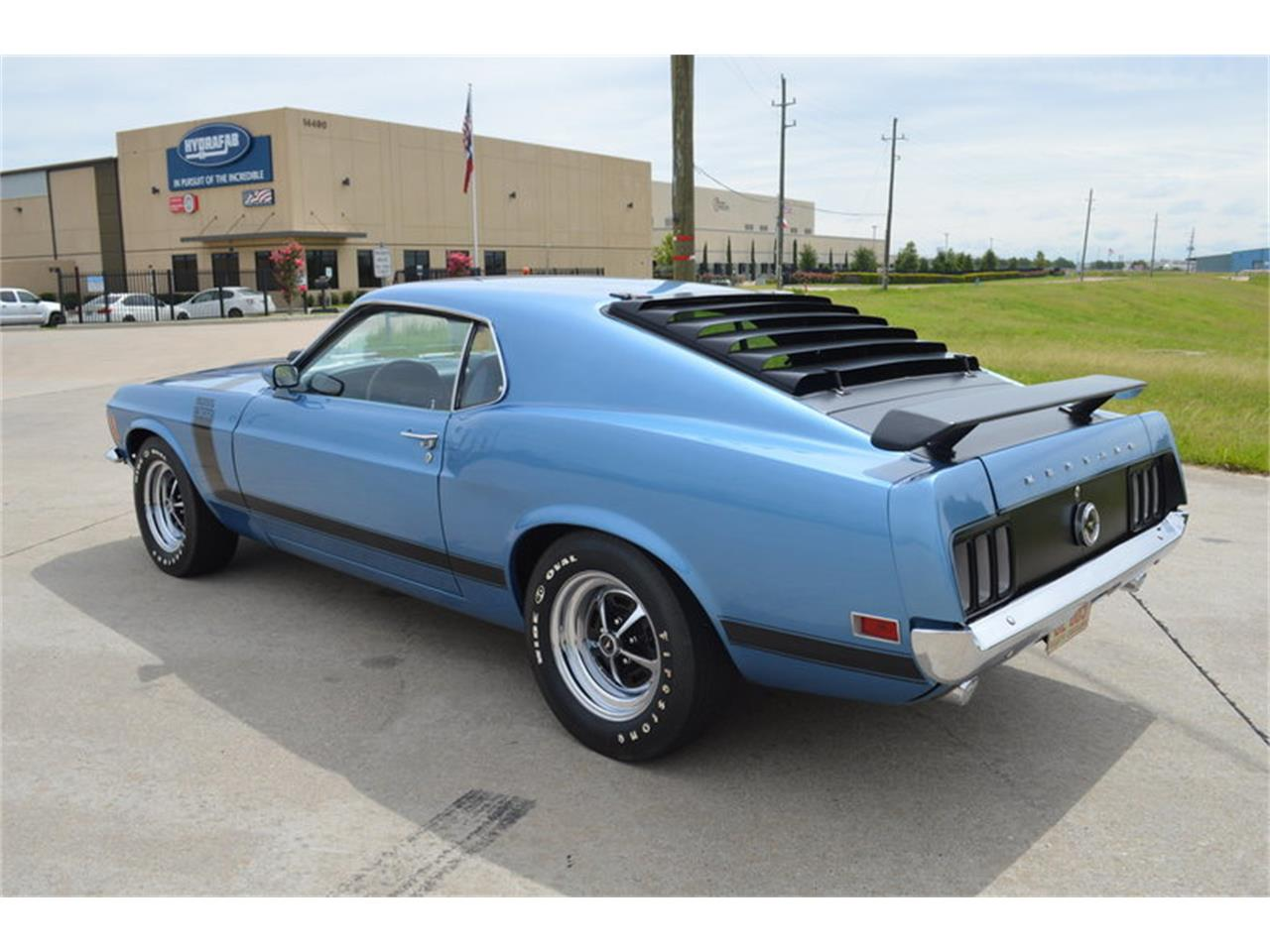 Large Picture of Classic '70 Mustang located in Texas - $122,500.00 Offered by Frank's Car Barn - M7WN