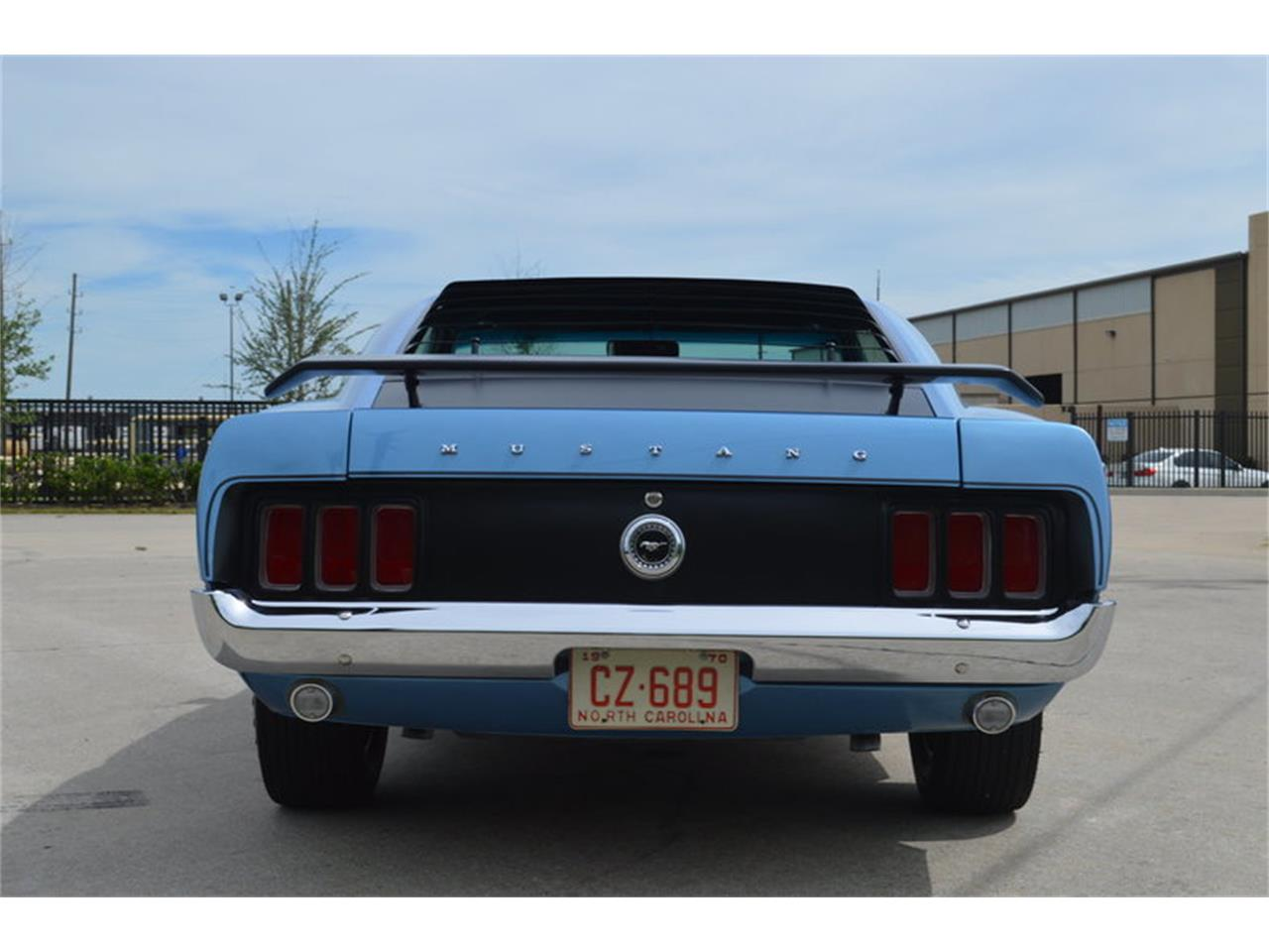 Large Picture of 1970 Mustang located in Texas Offered by Frank's Car Barn - M7WN