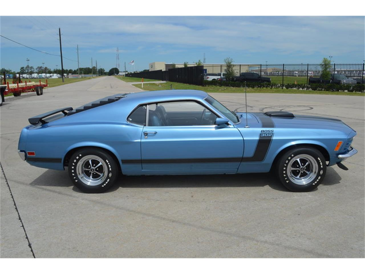 Large Picture of Classic '70 Ford Mustang located in Texas - $122,500.00 - M7WN