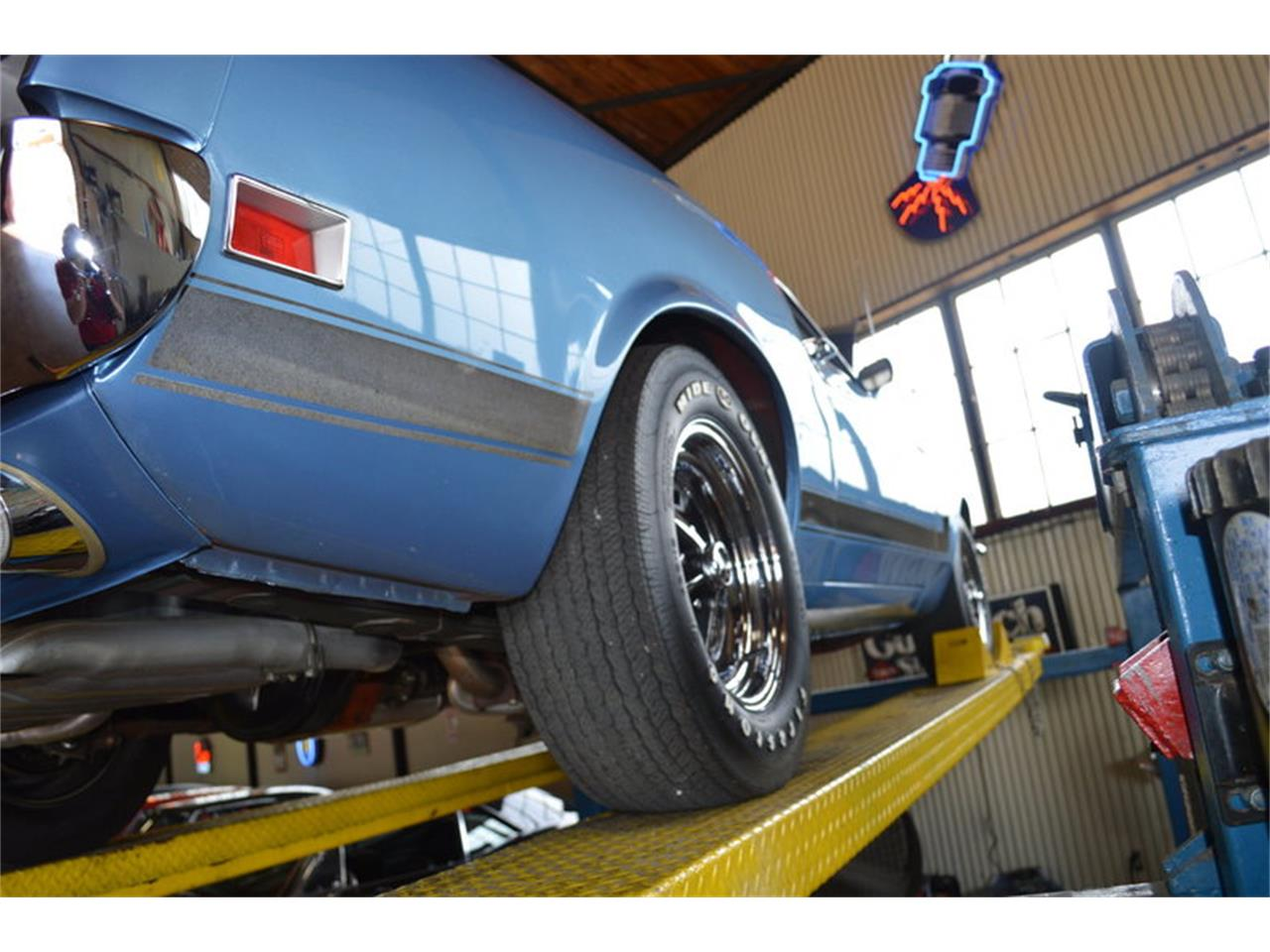 Large Picture of Classic 1970 Ford Mustang located in Houston Texas Offered by Frank's Car Barn - M7WN