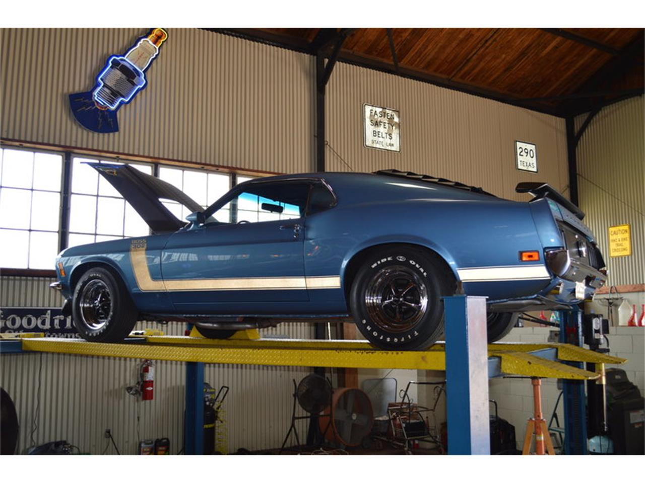 Large Picture of 1970 Mustang located in Houston Texas - $122,500.00 - M7WN