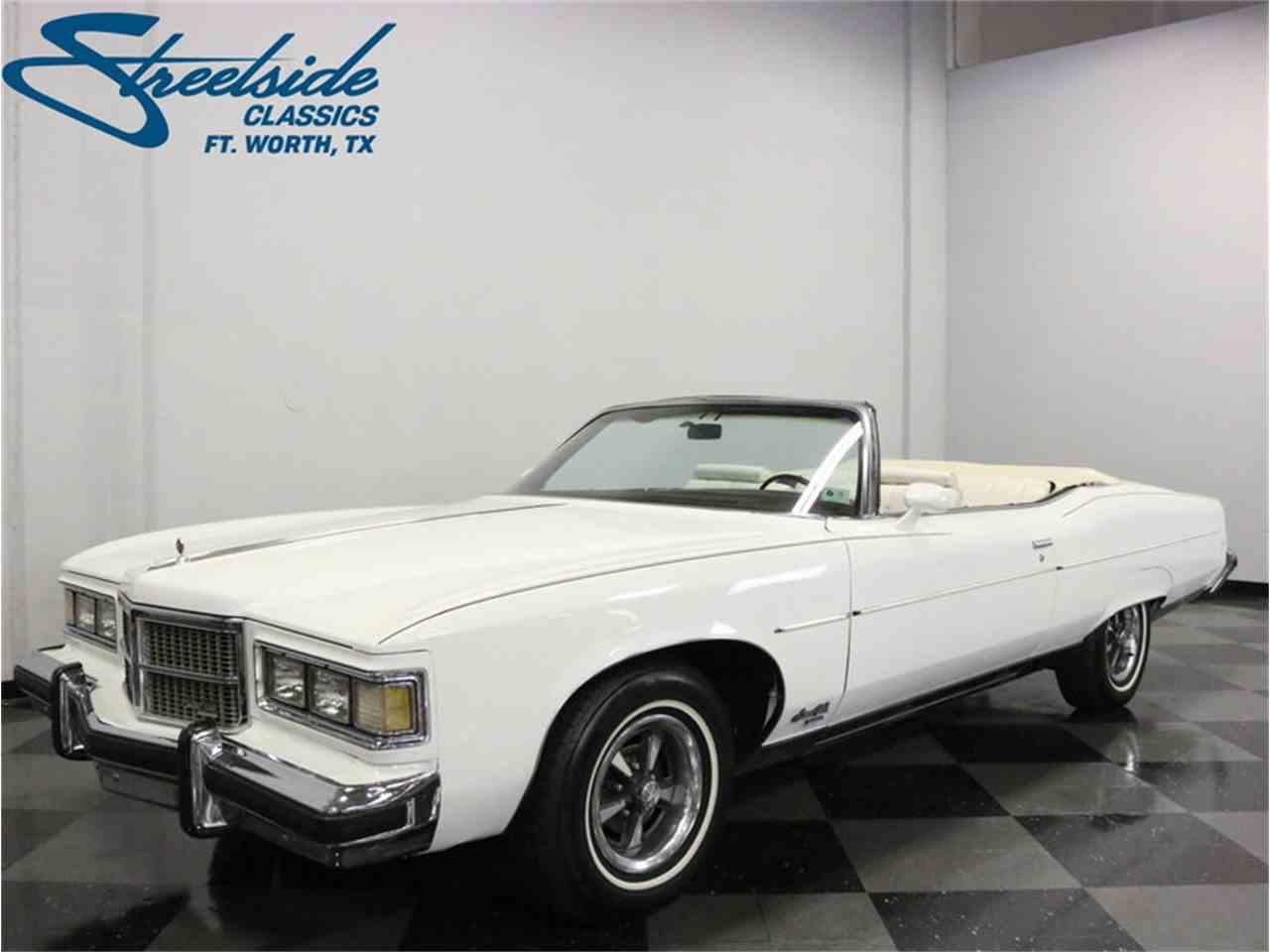 1975 Pontiac Grand Ville for Sale | ClassicCars.com | CC-1036691