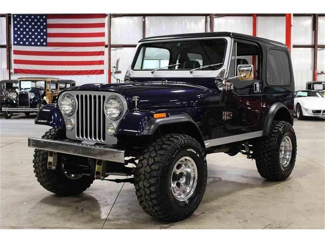 Trucks Under 5000 >> 1983 Jeep CJ7 for Sale | ClassicCars.com | CC-1036693
