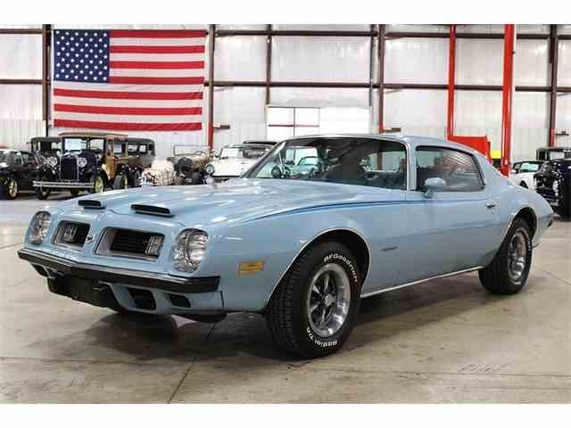 Picture of '75 Firebird - M7X2