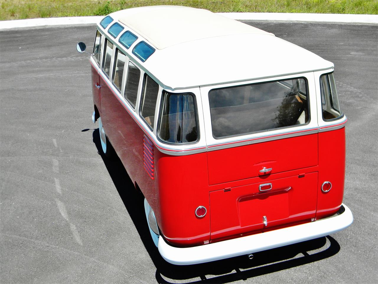 Large Picture of '61 Bus - M7XB