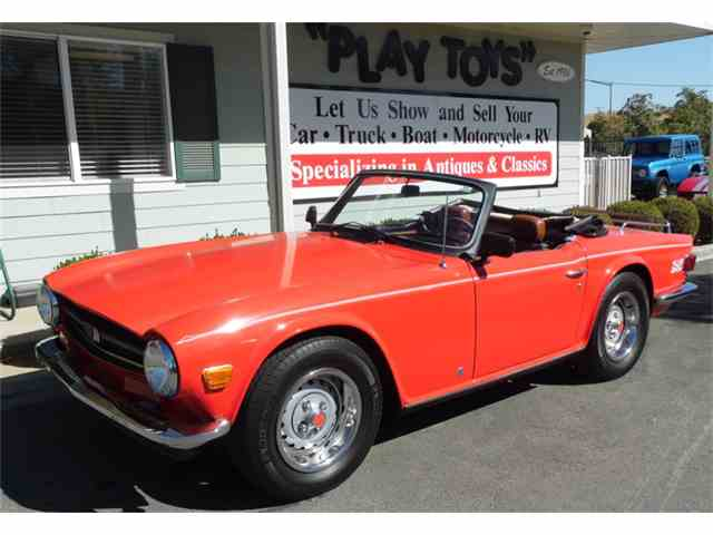 Picture of '74 TR6 - M7XE