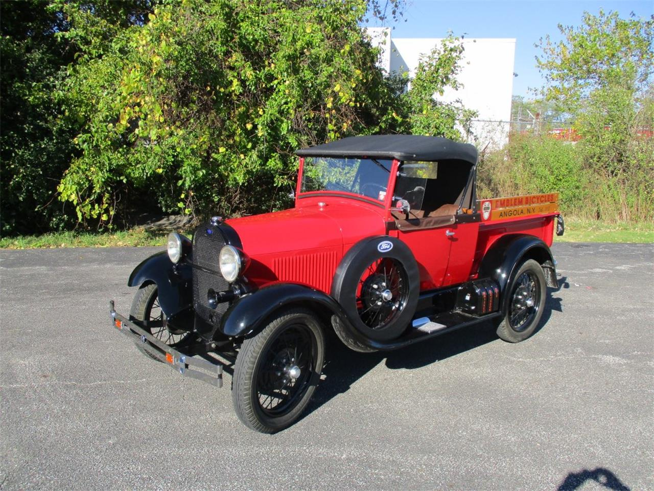 Large Picture of Classic '29 Ford Model A located in Bedford Heights Ohio - M7XN