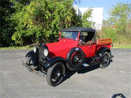 Picture of '29 Ford Model A Offered by Vintage Motor Cars USA - M7XN
