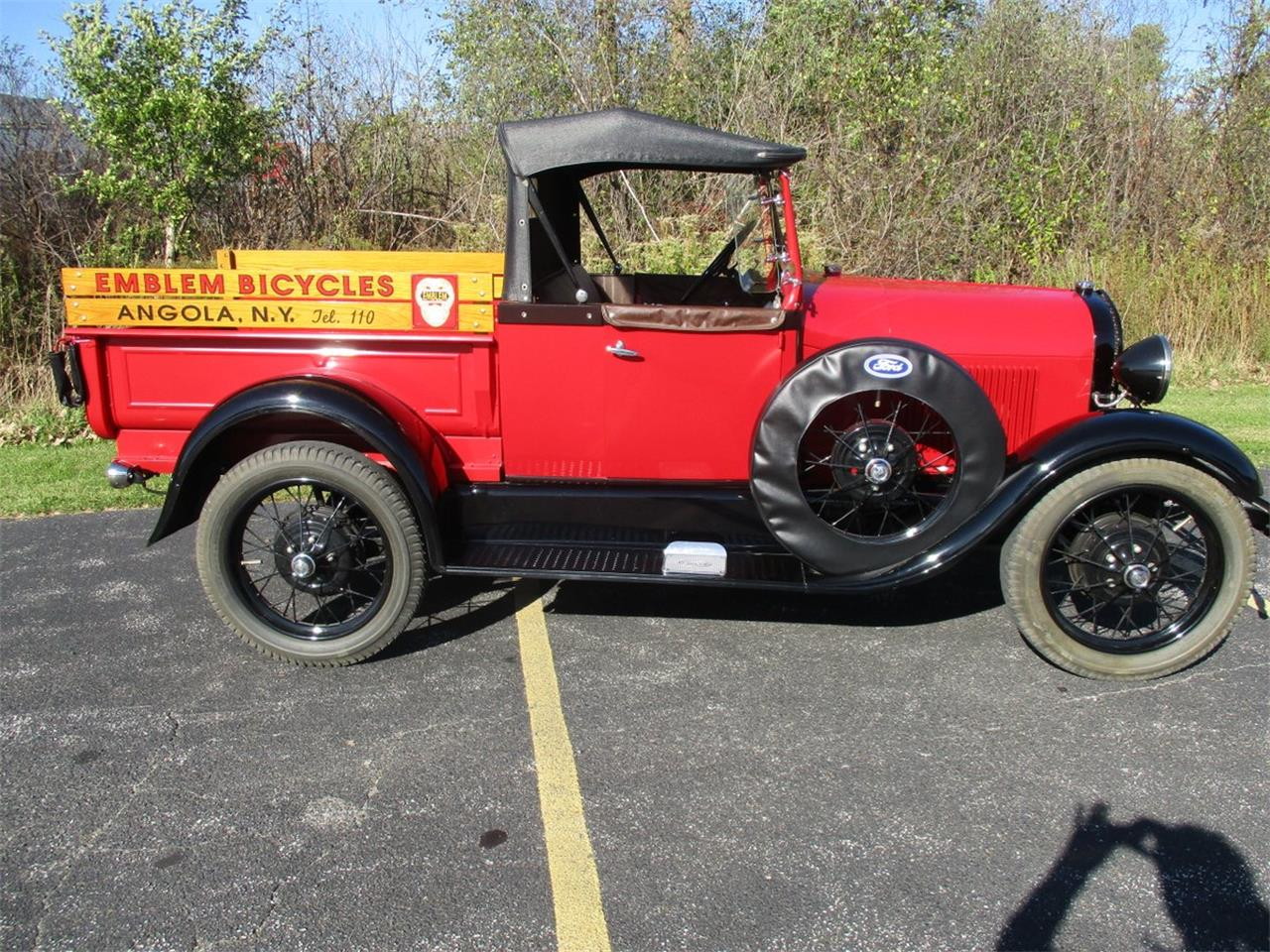 Large Picture of '29 Model A Offered by Vintage Motor Cars USA - M7XN