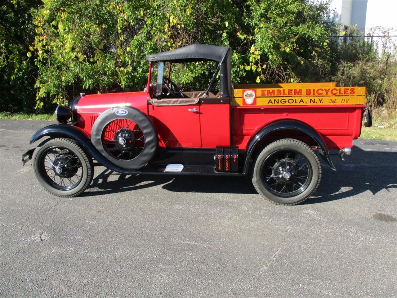 Large Picture of '29 Ford Model A - M7XN