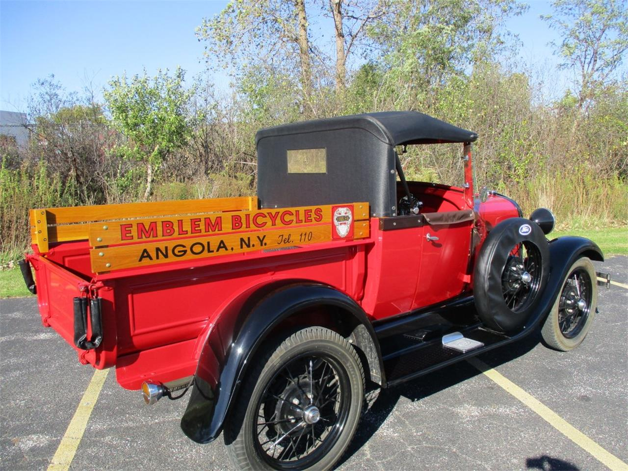 Large Picture of Classic '29 Ford Model A located in Bedford Heights Ohio - $24,500.00 - M7XN