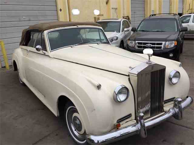 1956 to 1958 Rolls-Royce Silver Cloud for Sale
