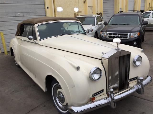 Picture of '57 Silver Cloud - M7XT