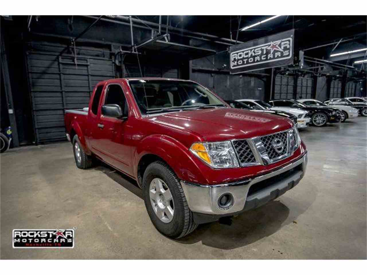 Large Picture of '08 Frontier - M7YB