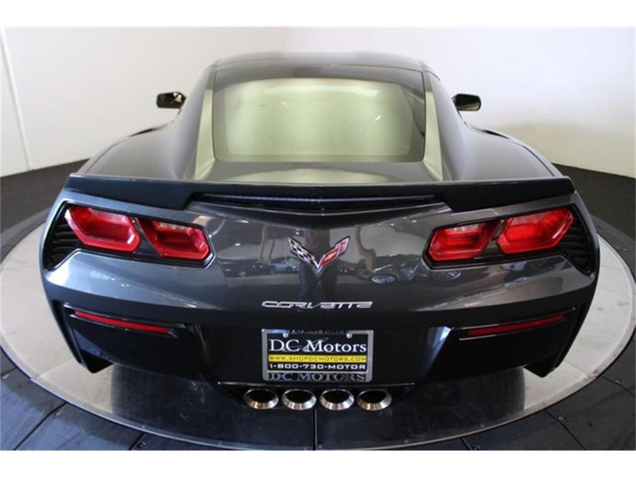 Large Picture of 2017 Chevrolet Corvette located in Anaheim California - $55,900.00 Offered by DC Motors - M7YK