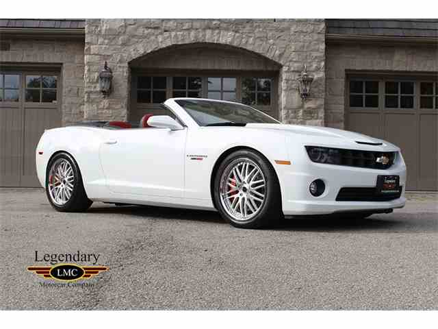 Picture of '11 Chevrolet Camaro SS located in Ontario - $42,900.00 Offered by Legendary Motorcar Company - M7YQ