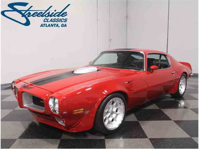 Picture of '72 Firebird - M7Z5